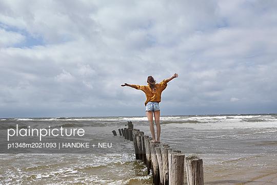 Frei im Wind - p1348m2021093 von HANDKE + NEU