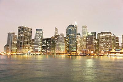 NYC - p1294m1201551 von Sabine Bungert