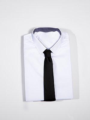 Men's shirt with tie - p801m1585690 by Robert Pola