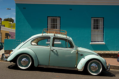 VW Beatle - p1259m1064635 von J.-P. Westermann