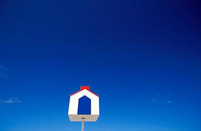 Haus am Stiel - p2200287 von Kai Jabs