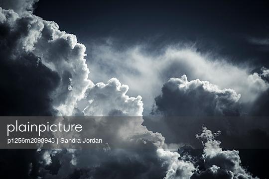 Cumulus - p1256m2098943 by Sandra Jordan