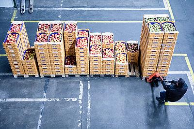 Großmarkt Hamburg - p1222m2182085 von Jérome Gerull