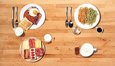 Frühstück - p8090070 von Angela Elbing