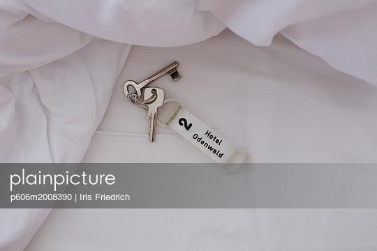 Hotelschlüssel - p606m2008390 von Iris Friedrich
