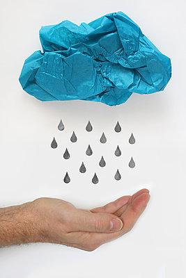 Raindrops - p450m1537965 by Hanka Steidle
