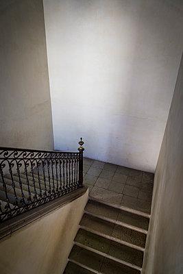 Stairwell - p1170m1574362 by Bjanka Kadic