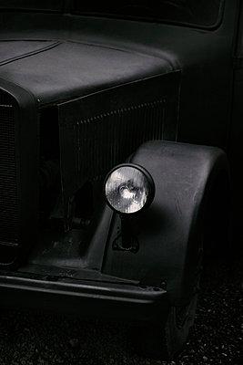 A black car. - p312m696058 by Bruno Ehrs