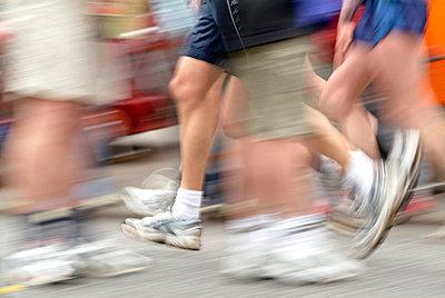 Marathon in Hamburg - p0670723d von Thomas Grimm