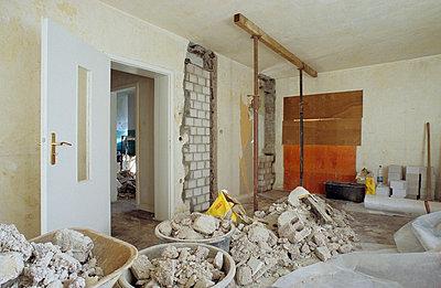 Im Umbau - p3050056 von Dirk Morla