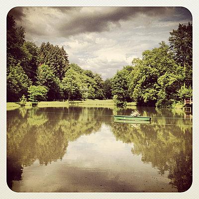 Teich bei der Stinder Muehle - p979m909995 von Gertz