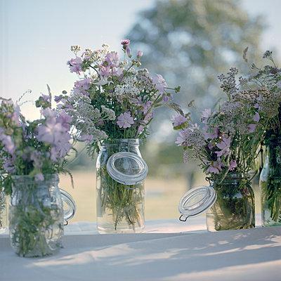 Flower bouquets - p1468m1528608 by Philippe Leroux