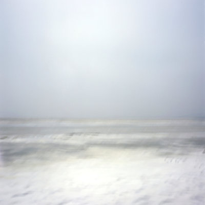 The sea in winter I - p989m887421 by Gine Seitz