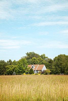 Einfamilienhaus auf dem Land in Pennsylvania - p1248m1491864 von miguel sobreira