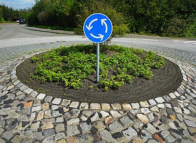 Kreisverkehr - p509m786309 von Reiner Ohms
