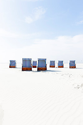 Beach chairs - p248m1020073 by BY
