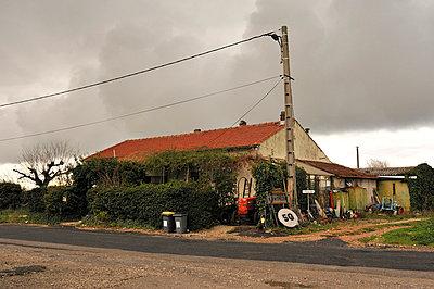 Abgelegenes Haus - p8290123 von Régis Domergue