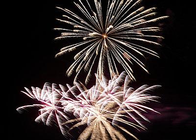 Feuerwerk - p1124m1104358 von Willing-Holtz