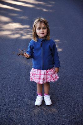 Kleines Mädchen - p8290085 von Régis Domergue