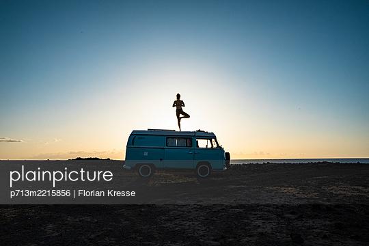 Sommerurlaub - p713m2215856 von Florian Kresse