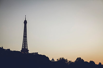 Eiffel Tower - p1150m1201630 by Elise Ortiou Campion