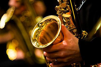 Jazz - Konzert II - p1357m1503201 von Amadeus Waldner