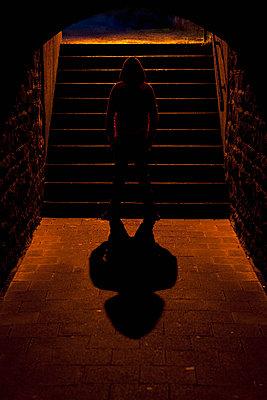 Im Tunnel - p6760131 von Rupert Warren