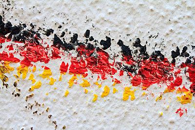 Nationalfarbe - p417m924026 von Pat Meise