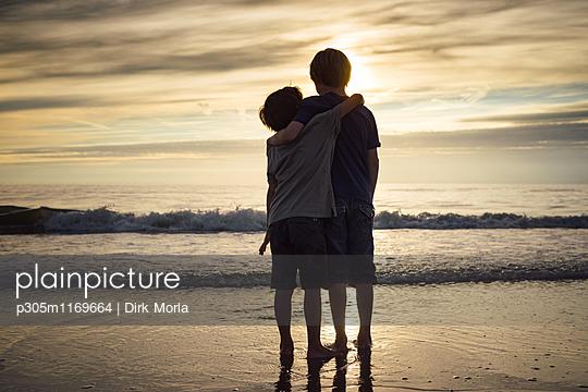 Freunde - p305m1169664 von Dirk Morla