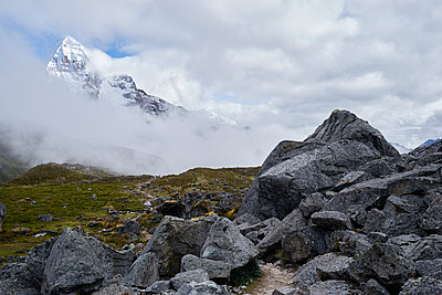 Scree - p1259m1072291 by J.-P. Westermann