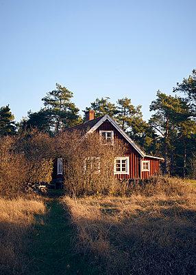 Kleines Haus in Schweden - p1124m1195155 von Willing-Holtz