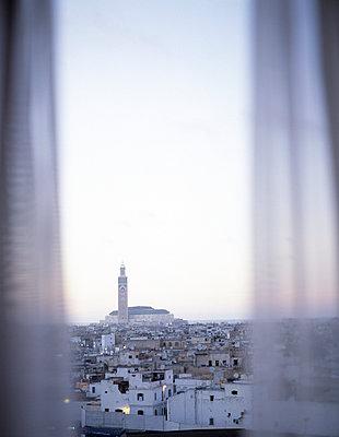 Hassan-II.- Moschee - p1141m932574 von Annette Fischer