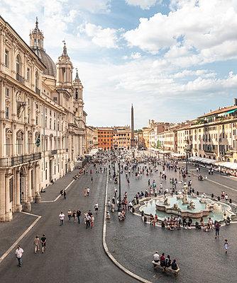 Piazza Navona - p1275m1591733 von cgimanufaktur