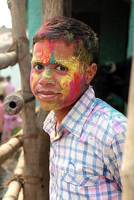 Holi Festival - p817m1585741 von Daniel K Schweitzer