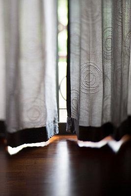 Curtain  - p445m865780 by Marie Docher