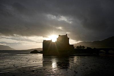 Eilean Donan Castle - p1124m1491355 von Willing-Holtz