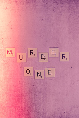 MURDER ONE - p1628m2195859 by Lorraine Fitch