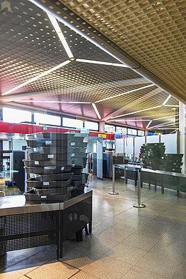 Flughafen Tegel - p1338m2183580 von Birgit Kaulfuss