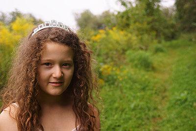 Princess - p157m958251 by Claudia Huber
