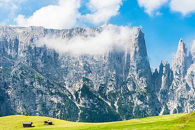 Gebirge - p488m1476851 von Bias