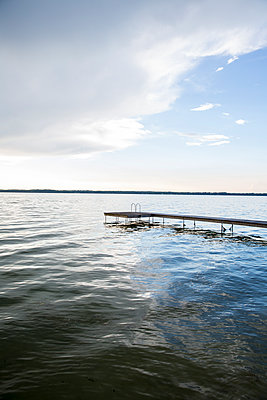 Dock - p535m1476441 by Michelle Gibson