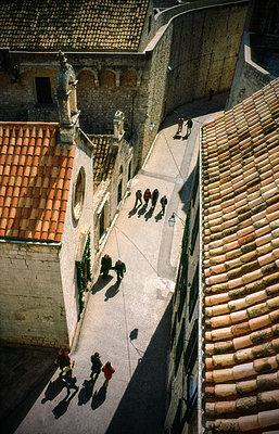 Dubrovnik, Altstadt - p1463m2020842 von Wolfgang Simlinger