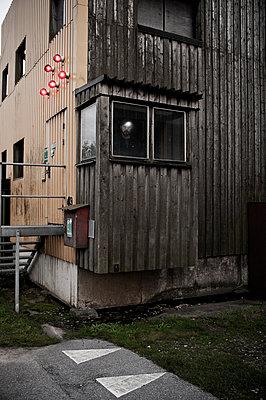 Industriegebäude - p1020m955099 von Aaron Alexandersson