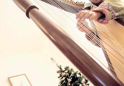 Harfe - p2871769 von R. Mohr