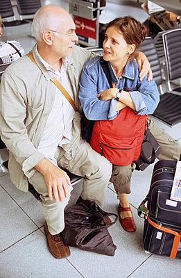 Am Flughafen - p3050072 von Dirk Morla