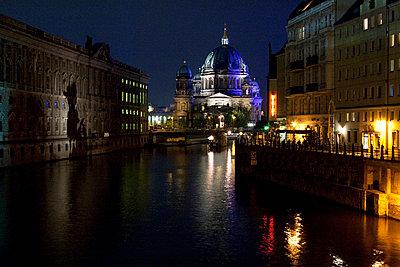 Berliner Dom - p4860078 von anneKathringreiner