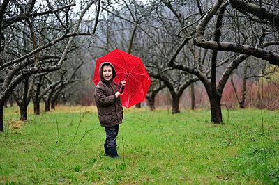 Im Regen - p8290175 von Régis Domergue