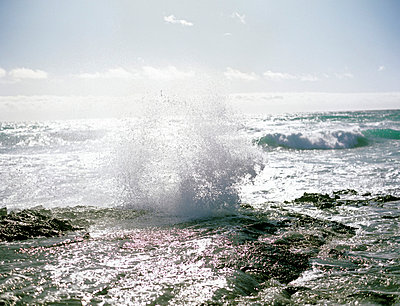 Waves - p8850270 by Oliver Brenneisen
