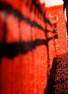 rote Mauer - p9790810 von Dott