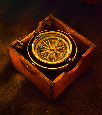 Ship compass - p1125m1108638 by jonlove